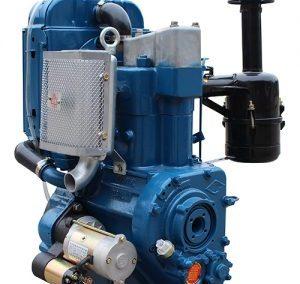 Internal combustion machinery