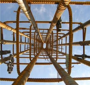Reinforced concrete and structural steel work design