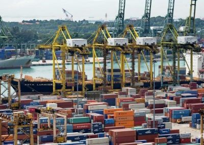 Shipping and Port Management